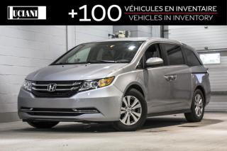 Used 2016 Honda Odyssey 2016 Honda Odyssey - 4dr Wgn EX for sale in Montréal, QC