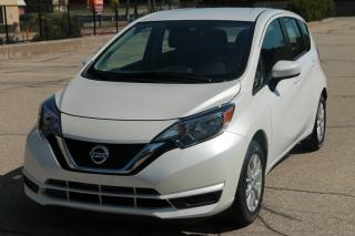 Used 2019 Nissan Versa Note SV ONLY 8K | Like a NEW car | Heated Seats for sale in Waterloo, ON
