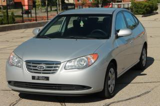 Used 2010 Hyundai Elantra GL LOW KMs | Previous Lease for sale in Waterloo, ON
