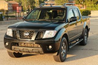 Used 2012 Nissan Frontier PRO-4X | CERTIFIED for sale in Waterloo, ON