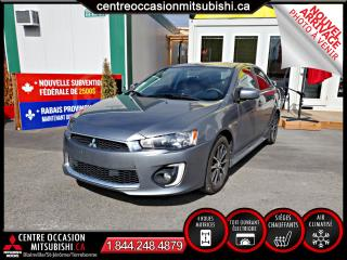 Used 2017 Mitsubishi Lancer SE LIMITED AWC/4X4 TOIT + MAGS + FOGS for sale in Blainville, QC