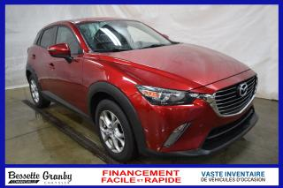 Used 2018 Mazda CX-3 50th Anniversary Edition for sale in Cowansville, QC