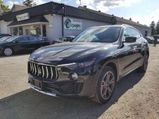 Used 2017 Maserati Levante S for sale in Bloomingdale, ON