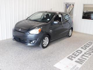 Used 2014 Mitsubishi Mirage SE for sale in Red Deer, AB