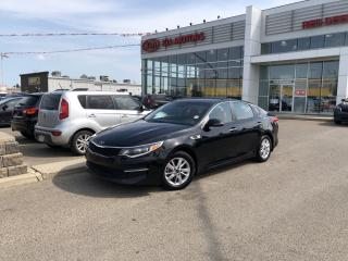 Used 2016 Kia Optima LX for sale in Red Deer, AB