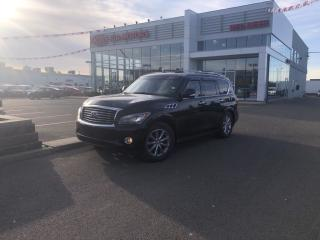 Used 2011 Infiniti QX56 for sale in Red Deer, AB