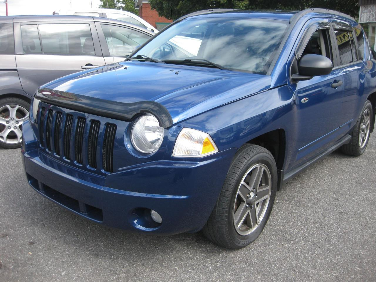 2009 Jeep Compass Rocky Mountain 2.4L 4cyl 4WD Auto Sunroof AC PL PW