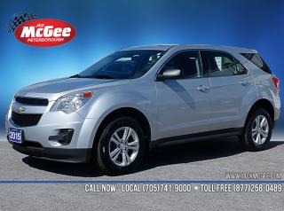 Used 2015 Chevrolet Equinox LS for sale in Peterborough, ON