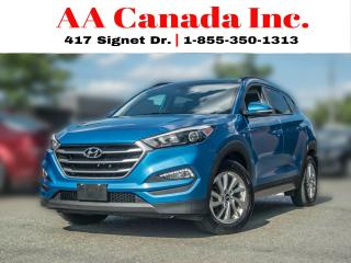 Used 2017 Hyundai Tucson SE |LEATHER|PANORAMIC ROOF| for sale in Toronto, ON