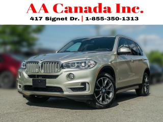 Used 2016 BMW X5 xDrive35i |NAVI|360CAM|PANOROOF| for sale in Toronto, ON