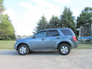 Used 2012 Ford Escape XLT 4 Cylinder for sale in Thornton, ON