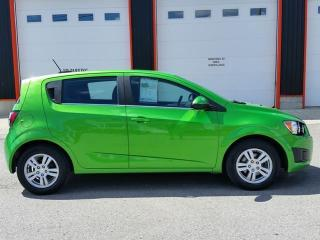 Used 2015 Chevrolet Sonic LT for sale in Jarvis, ON