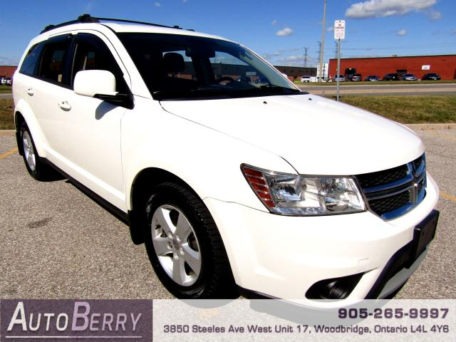 2012 Dodge Journey SXT - 3.6L - FWD