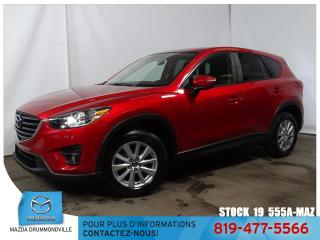 Used 2016 Mazda CX-5 GS|AWD|TOITOUV|SIEGCHAUF|MAG|CAM| for sale in Drummondville, QC