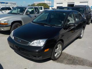 Used 2007 Ford Focus SES for sale in Innisfil, ON