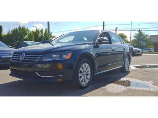 Used 2014 Volkswagen Passat 1.8 TSI   *BT*A/C*  40$/sem for sale in St-Jérôme, QC