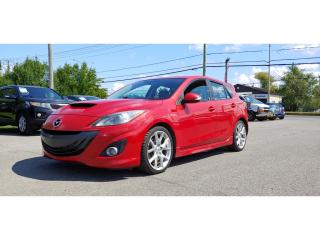 Used 2011 Mazda MAZDASPEED3 MS3 *BT*TURBO*BOSE*   75$/sem for sale in St-Jérôme, QC