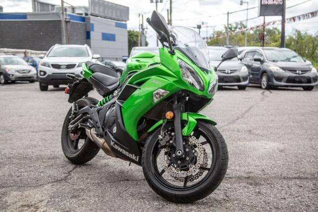 2015 Kawasaki Ninja 650 EX650FF