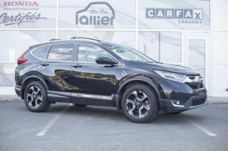 Used 2017 Honda CR-V TOURING AWD ***GARANTIE GLOBALE JUSQU'EN for sale in Québec, QC