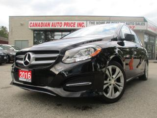 Used 2016 Mercedes-Benz B-Class B 250 Sports Tourer- 4MATIC-NAVI-LTHER-CAM-BLUETOO for sale in Scarborough, ON