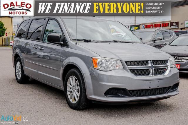 2013 Dodge Grand Caravan SXT | DVD | BACKUP CAM | NAV | POWER HATCH |