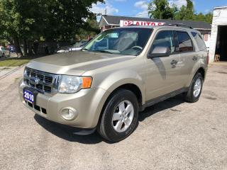 Used 2010 Ford Escape XLT/1Owner/All Wheel Drive/Comes Certified for sale in Scarborough, ON