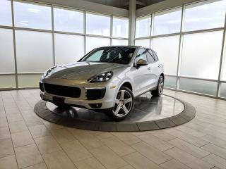Used 2017 Porsche Cayenne Platinum Edition | CPO | Ext. Warranty | Premium PLUS for sale in Edmonton, AB