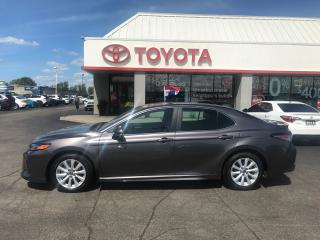 Used 2018 Toyota Camry SE auto Ac power pkg, alloys SE for sale in Cambridge, ON