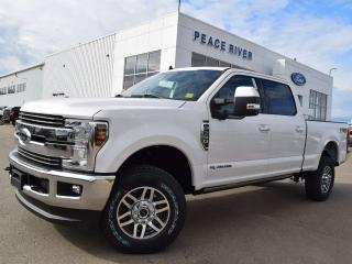 Used 2019 Ford F-350 Super Duty SRW Lariat 4x4 SD Crew Cab 160.0 in. WB for sale in Peace River, AB
