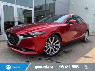 New 2020 Mazda MAZDA3 SPORT GT for sale in Edmonton, AB