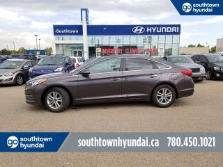 Used 2017 Hyundai Sonata GLS/BLIND SPOT/BACK UP CAM/SUNROOF for sale in Edmonton, AB