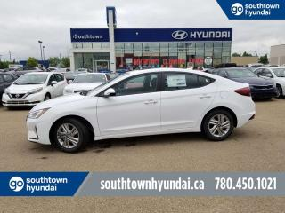 New 2020 Hyundai Elantra Preferred - 2.0L Sunroof, Lane Departure/Keep Assist, Push Button for sale in Edmonton, AB