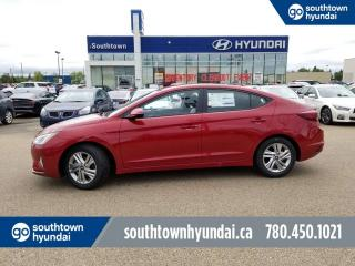 New 2020 Hyundai Elantra Preferred Sun & Safety Package - 2.0L Sunroof, Lane Departure/Keep Assist, Push Button Sedan for sale in Edmonton, AB
