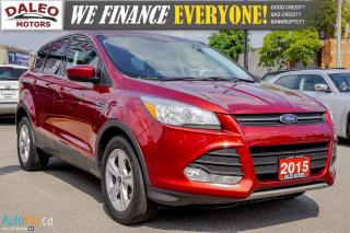 Used 2015 Ford Escape SE 1.6L | BACKUP CAM | HEATED SEAT | BLUETOOTH for sale in Hamilton, ON