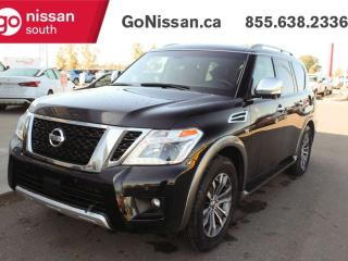 Used 2017 Nissan Armada SL BACK UP CAMERA HEATED SEATS BLUETOOTH LEATHER SEATS for sale in Edmonton, AB