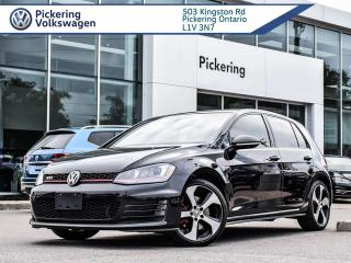 Used 2015 Volkswagen Golf GTI AUTOBAHN!! LOADED!! LEATHER!! for sale in Pickering, ON