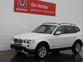 Used 2010 BMW X3 28i for sale in Edmonton, AB