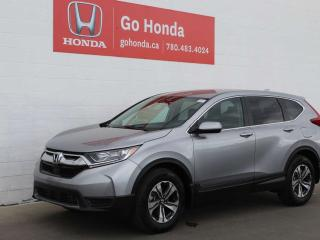 Used 2019 Honda CR-V LX, AWD for sale in Edmonton, AB