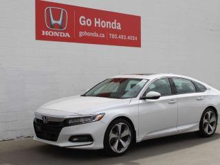 Used 2018 Honda Accord Sedan Touring for sale in Edmonton, AB