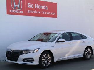 Used 2019 Honda Accord Hybrid TOUR for sale in Edmonton, AB