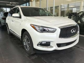 New 2020 Infiniti QX60 PURE AWD for sale in Edmonton, AB