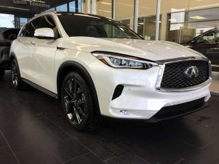 Used 2019 Infiniti QX50 Sensory 4dr AWD Sport Utility for sale in Edmonton, AB