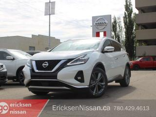 Used 2019 Nissan Murano Platinum 4dr AWD Sport Utility for sale in Edmonton, AB