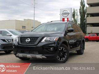 Used 2019 Nissan Pathfinder SL Premium 4dr 4WD Sport Utility for sale in Edmonton, AB