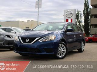Used 2019 Nissan Sentra SV STYLE PACKAGE 4dr FWD Sedan for sale in Edmonton, AB