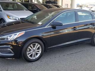 Used 2016 Hyundai Sonata GL; BLUETOOTH, BACKUP CAM, HEATED SEATS AND MORE for sale in Edmonton, AB