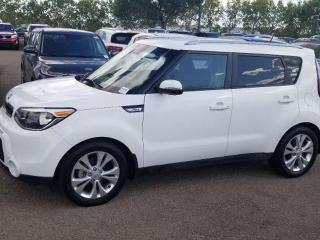 Used 2015 Kia Soul EX; BLUETOOTH, BACKUP CAM, HEATED FRONT SEATS AND MORE for sale in Edmonton, AB
