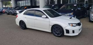 Used 2011 Subaru Impreza WRX STI; GREAT CONDITION, BLUETOOTH, CRUISE CONTROL, A/C AND MORE for sale in Edmonton, AB