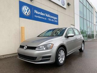 Used 2015 Volkswagen Golf 1.8 TSI TRENDLINE 5DR AUTO - HEATED SEATS / CERTIFIED for sale in Edmonton, AB