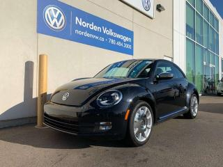 Used 2013 Volkswagen Beetle Coupe FENDER EDITION - LEATHER / 18